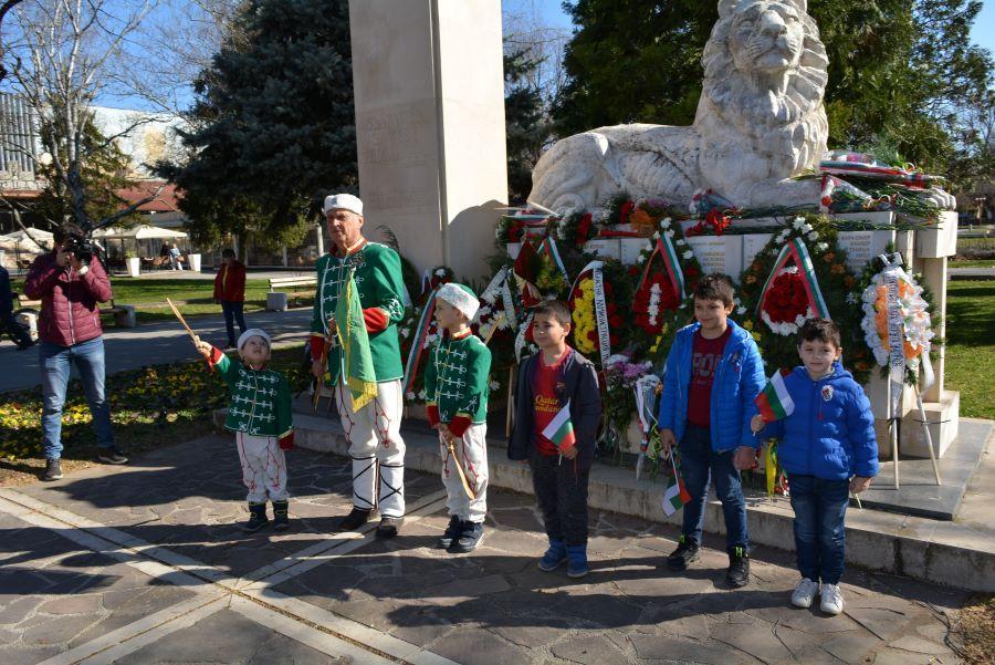 Монтана почете героите на националното Освобождение