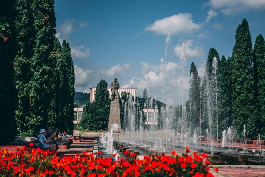 Централните фонтани ще заработят тази неделя